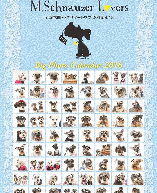 限定シュナラバの輪カレンダー